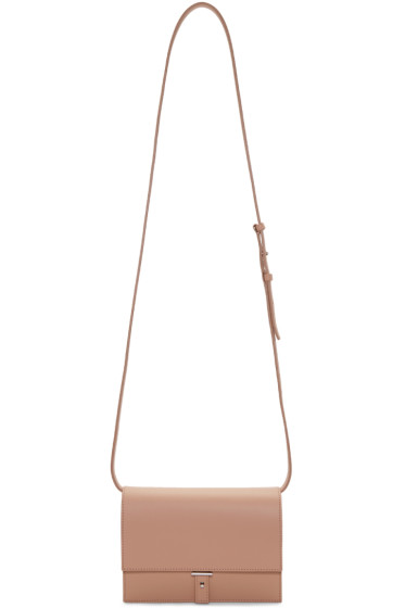 PB 0110 - Pink AB10 Shoulder Bag