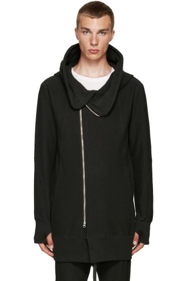 Nude:mm - Green Structural Wire Hoodie