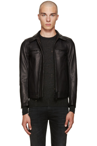 Blackmeans - Black Flight Jacket