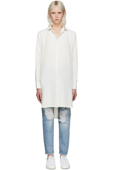 Won Hundred - Ivory Kelsey Shirt
