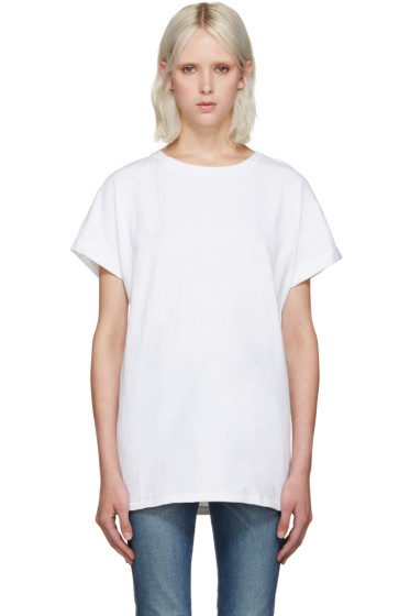 Won Hundred - White Tia T-Shirt