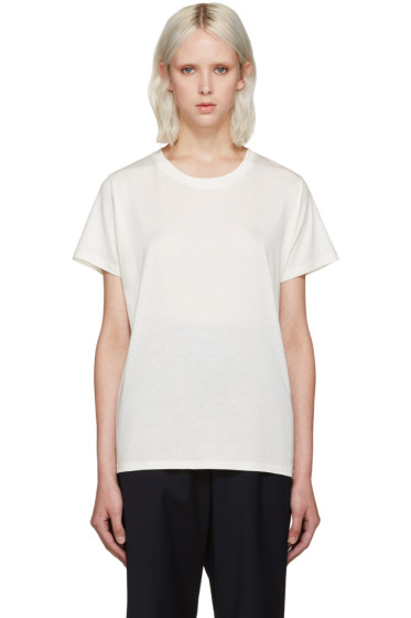 Won Hundred - Ivory Emilie T-Shirt