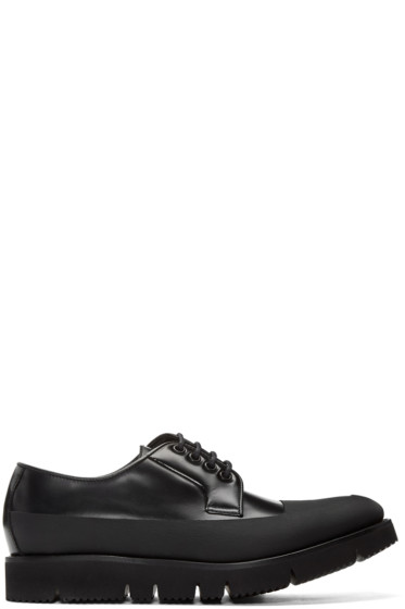 OAMC - Black Aviator Blucher Derbys