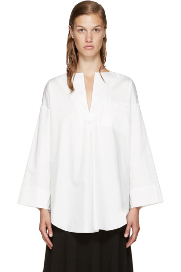 Nomia - White Oversized Tunic