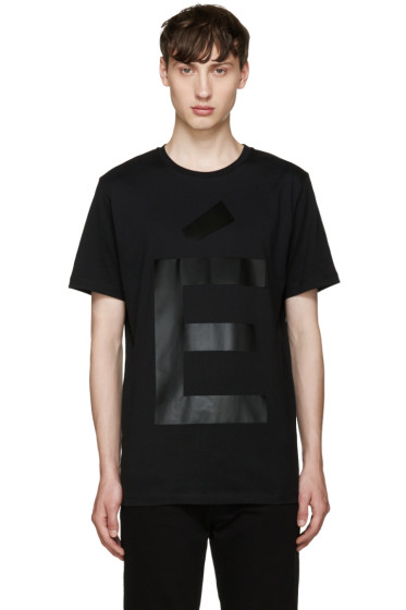 Etudes - Black Page Accent T-Shirt