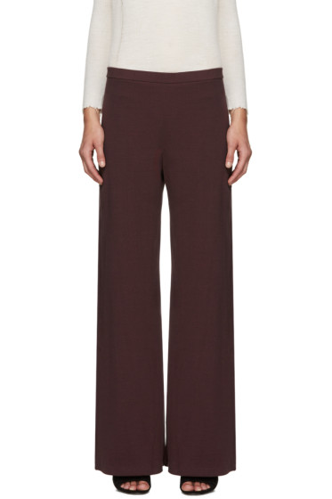 Simon Miller - Burgundy Rian Lounge Pants
