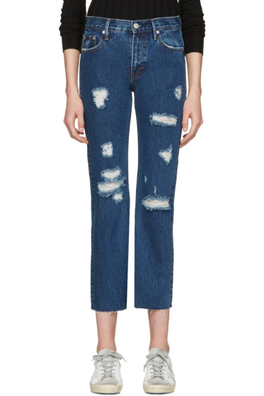 Earnest Sewn - Blue Victoria Jeans