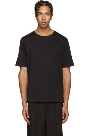 Issey Miyake Men - Black Bio T-Shirt