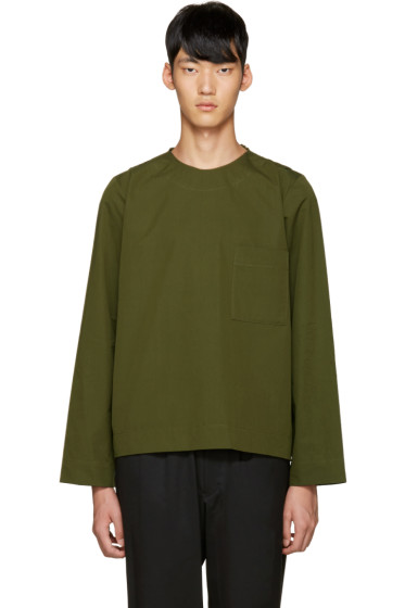 Craig Green - Green Pocket Shirt