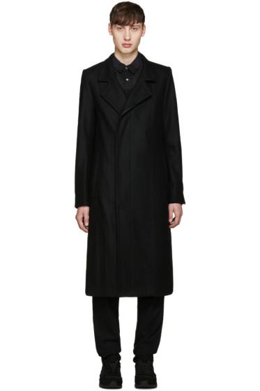 Stephan Schneider - Black Film Coat