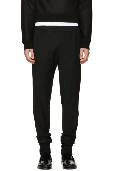 Stephan Schneider - Black Frame Trousers