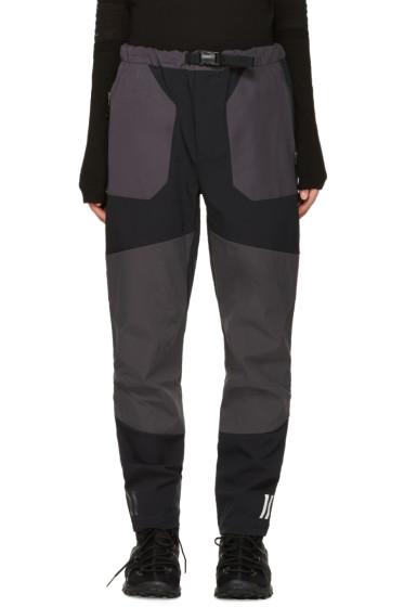 adidas x White Mountaineering - Black Climbing Pants