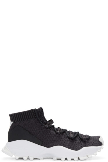 adidas x White Mountaineering - Black Seeulater Sneakers
