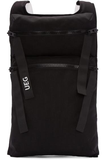 UEG - Black Machine Backpack