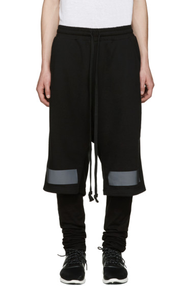 UEG - Black Machine Shorts