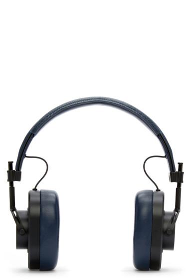 Master & Dynamic - Navy & Black MH40 Headphones