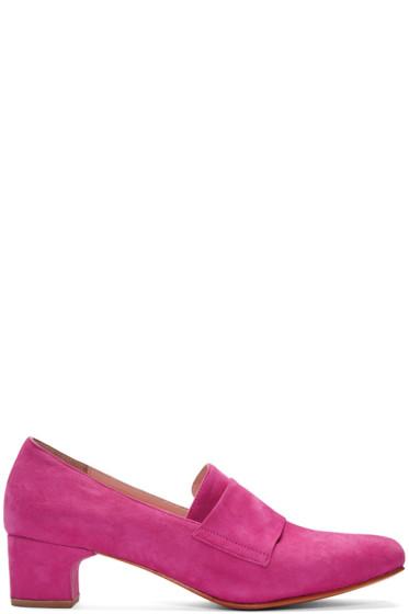 Maryam Nassir Zadeh - Pink Melissa Pilgrim Heels
