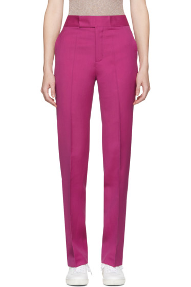 Ports 1961 - Pink Wool Trousers