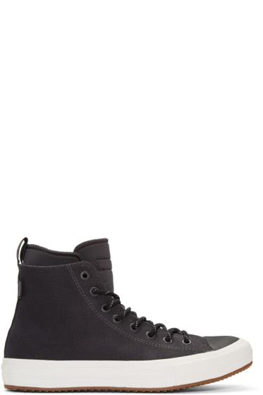 Converse - Black CTAS II High-Top Sneakers