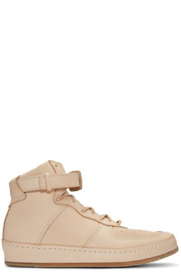 Hender Scheme - Beige Manual Industrial Products 01 Sneakers
