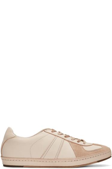 Hender Scheme - Beige Manual Industrial Products 05 Sneakers