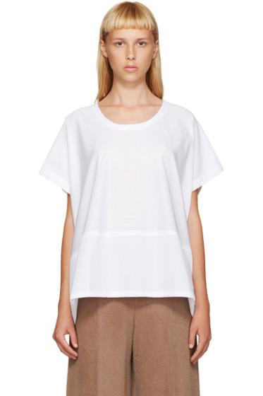 Nehera - White Tessel T-Shirt