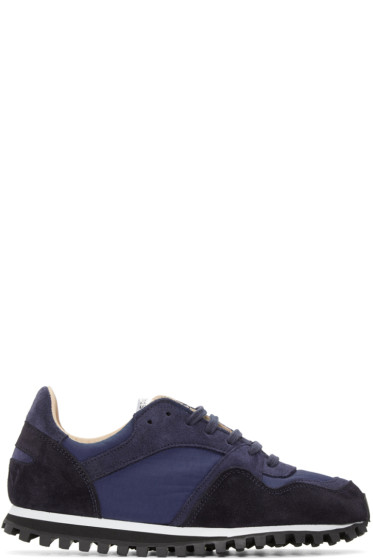Spalwart - Navy Marathon Trail Sneakers