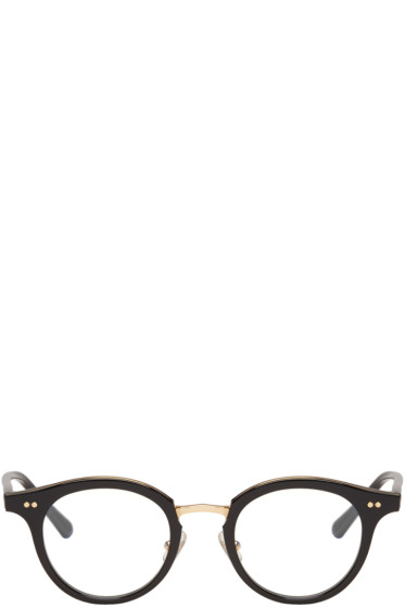 Gentle Monster - Black Classico Optical Glasses