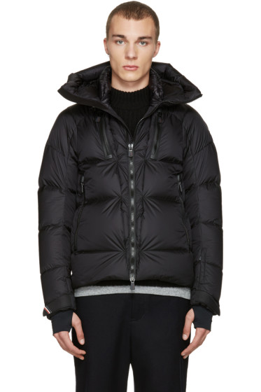 Moncler Grenoble - Black Valloire Jacket