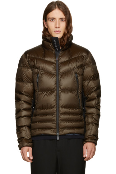 Moncler Grenoble - Green Down Canmore Jacket