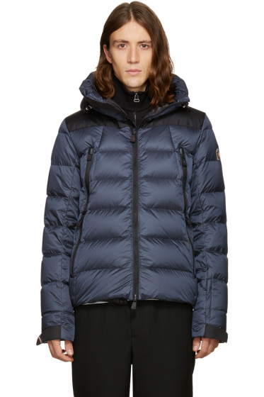 Moncler Grenoble - Navy Down Camurac Jacket