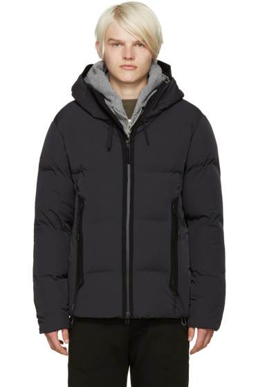 ISAORA - Grey Down Tech Jacket