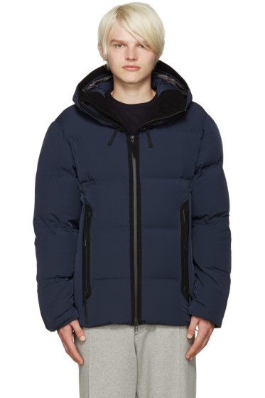 ISAORA - Navy Down Tech Jacket