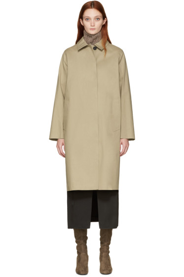 Mackintosh - Beige Classic Raincoat