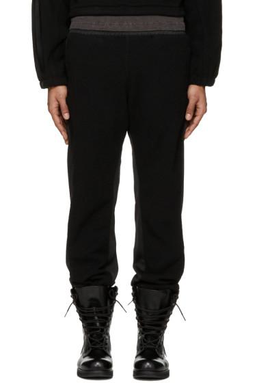 YEEZY Season 3 - Black Fleece Jogger Lounge Pants