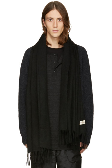Bless - Black Jardigan Cardigan
