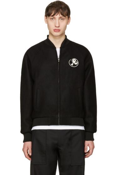 Richardson - Black Harris Bomber Jacket