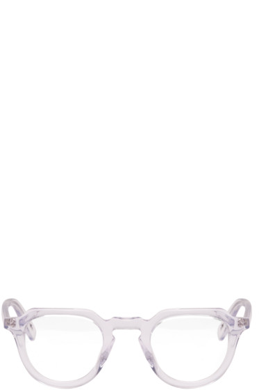 All In Eyewear - Clear Voltaire Glasses