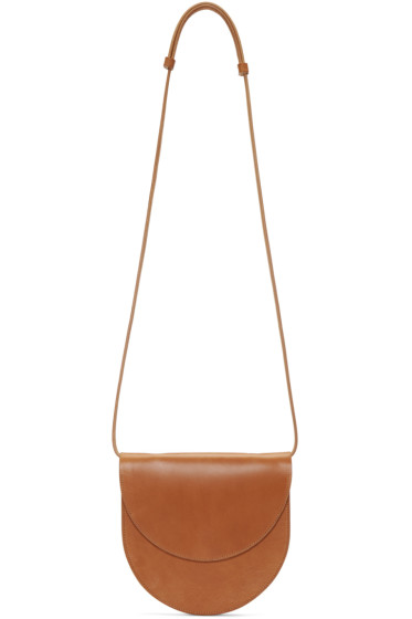 Sara Barner  - Tan Ruby Bag