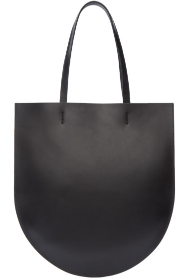 Sara Barner  - Black Thompson Tote