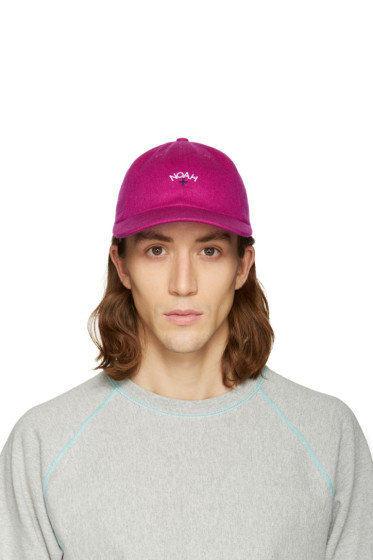 Noah - Pink Logo Cap