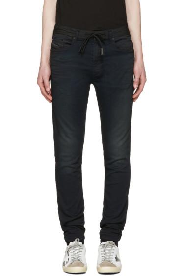 Diesel - Black Spender BN-NE Jogg Jeans