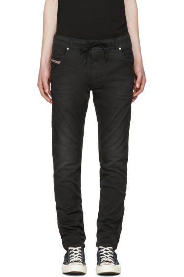 Diesel - Black Krookley-Ne Jogg Jeans