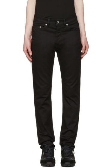 Diesel - Black Jiffrey Jeans