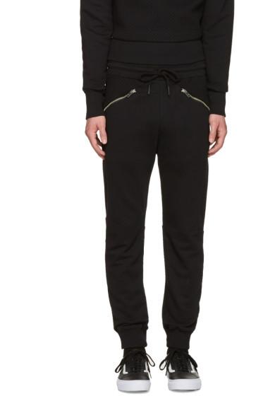 Diesel - Black P-Narc Lounge Pants