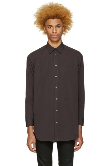Diesel - Black S-Romay Long Shirt