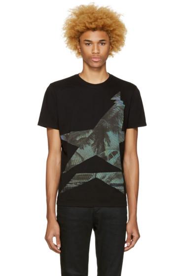 Diesel - Black T-Joe-Mn T-Shirt