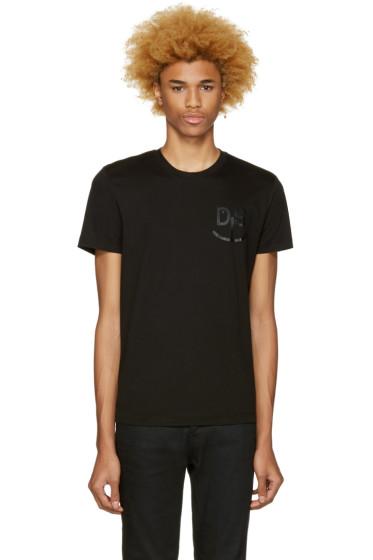 Diesel - Black T-Diego-Pkt-Mo T-Shirt