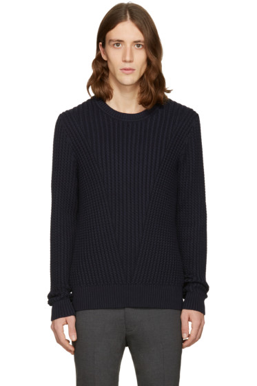 Tiger of Sweden - Navy Addams Sweater