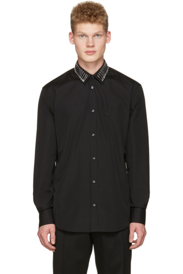 Dsquared2 - Black Safety Pin Shirt